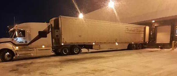 City Cross Docking - Truck Docking